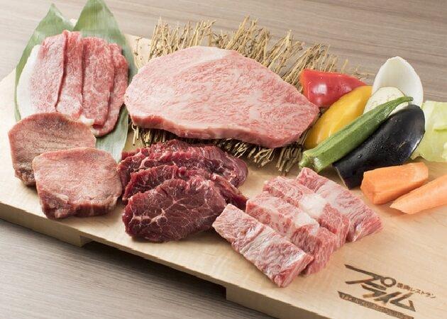 北海道焼肉 プライムのお肉