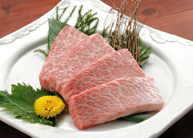 さんか亭のお肉