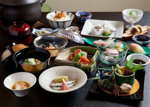 京料理 立神の料理