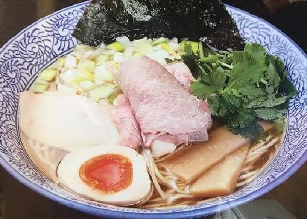 寿製麺 よしかわ 川越店のらーめん