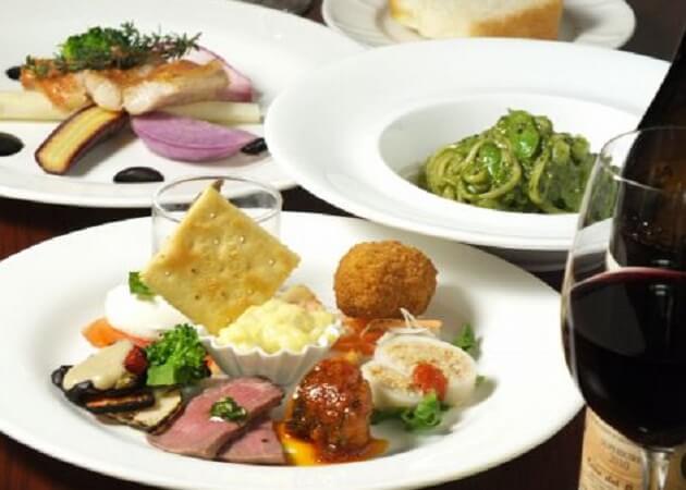アンティコ ジェノベーゼ(ANTICO GENOVESE)のイタリア料理画像