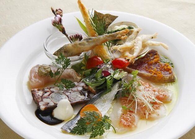 ラ タベルネッタ アッラ チヴィテッリーナ (LA TAVERNETTA alla civitellina)のイタリア料理画像