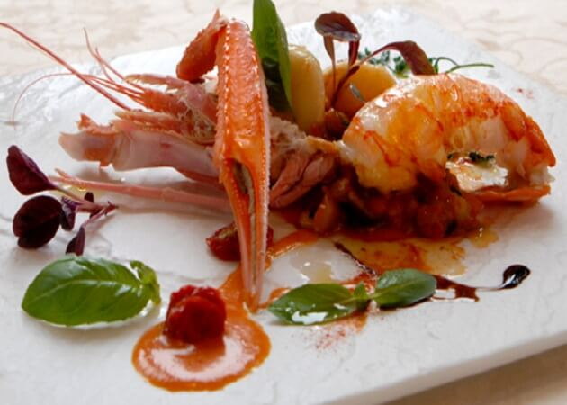 ristorante castello のイタリア料理画像