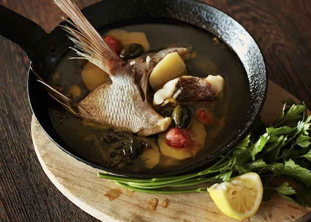 ヴィア デル サーレ(VIA DEL SALE)のイタリア料理