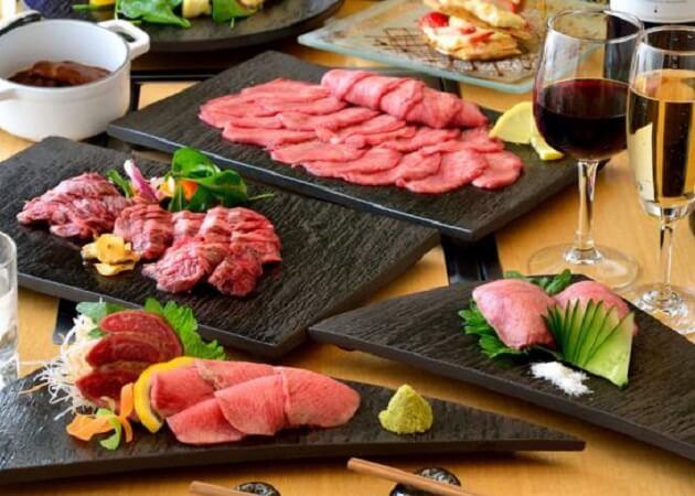 牛たん料理 Jyujyu の牛タン料理画像