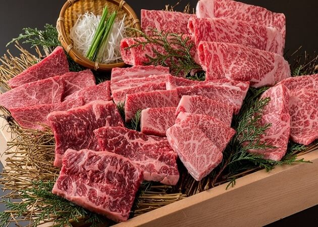 厳選和牛 焼肉 犇屋のお肉