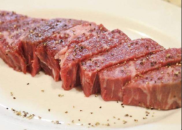 焼肉 塩焼 さつまの希少部位の肉