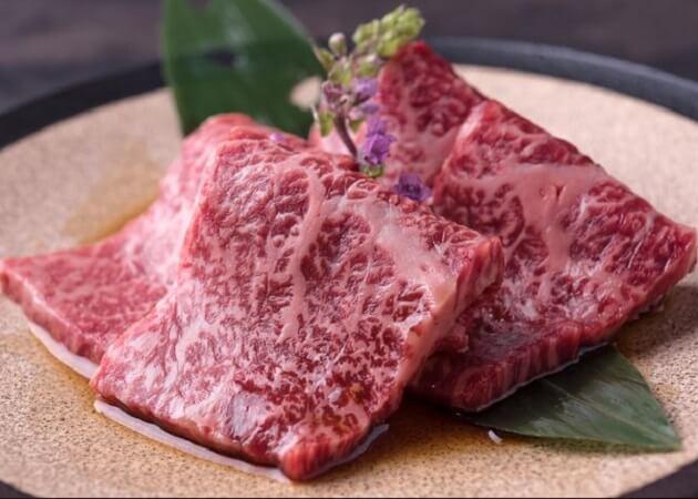 炭火焼肉 弁慶 (べんけい)のイチボ肉画像