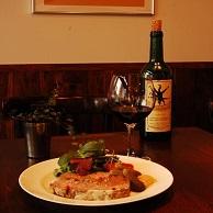 ブルチャークのワインとイタリア料理